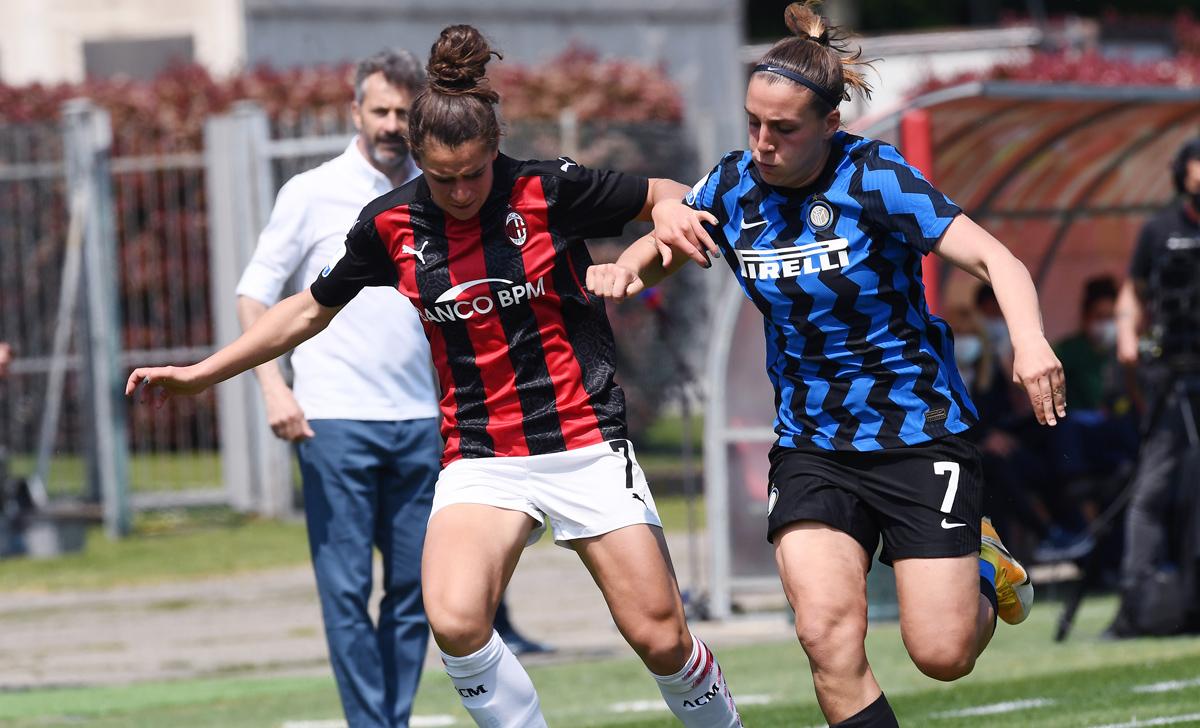 Inter e Milan ricordano la prima squadra femminile d'Italia: nasce ...